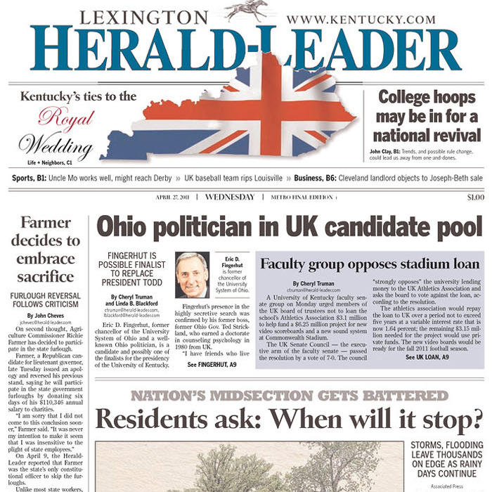 PERM Advertising Lexington Herald-Leader