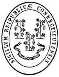 Official Great Seal of the State of Connecticut